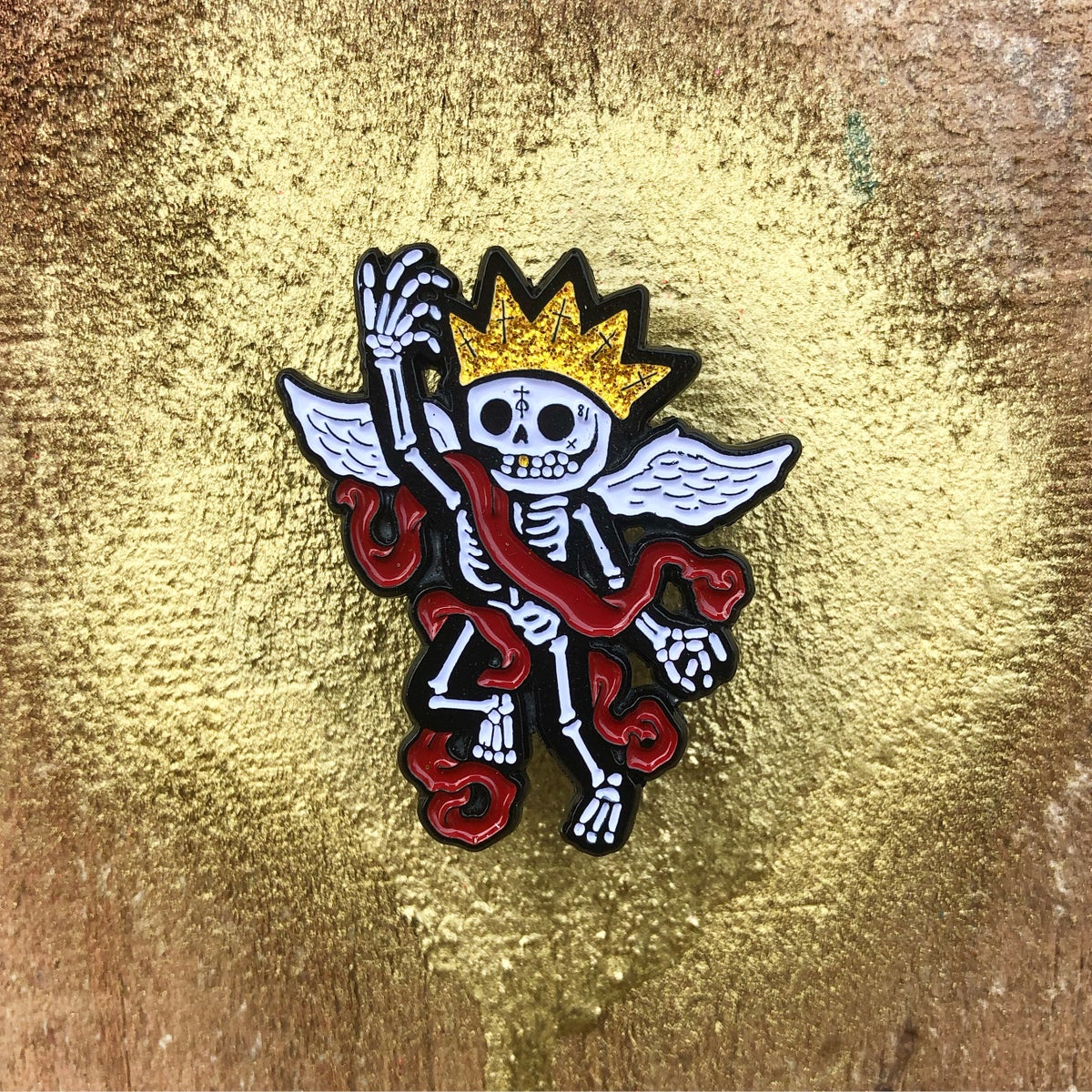 Image of KEEPER of the lost children's souls Pin no. 76