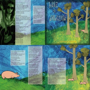 "Image of HOGZ IN DANDYLAND ""ACROSS A MIRACLE"" CD"