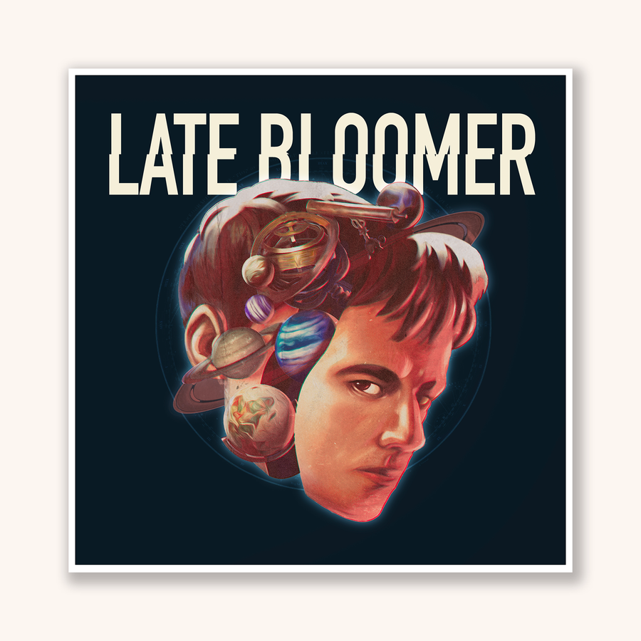 Image of LATE BLOOMER (EP) - 2018