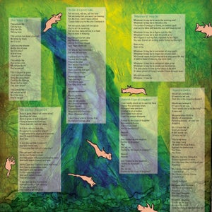 """Image of HOGZ IN DANDYLAND """"ACROSS A MIRACLE"""" CD"""