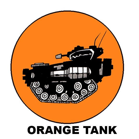 Image of Tank Girl Badges