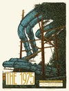 "The 1975 (Darien Center, New York) • L.E. Official Poster (18"" x 24"")"