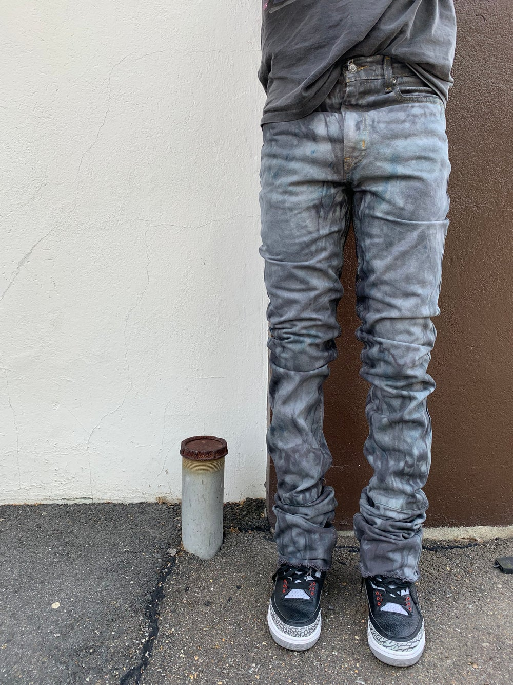 Image of Marble Stack Denim