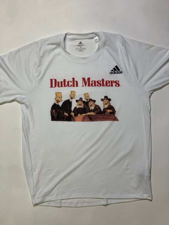 Image of L Dutch masters x adidas