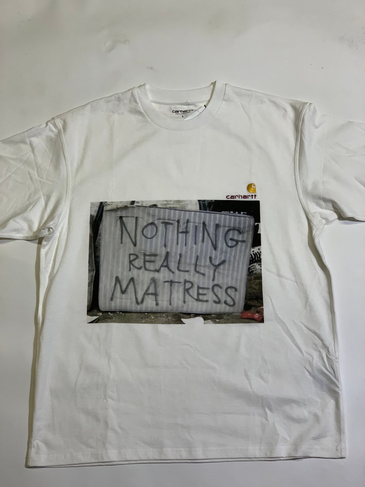 Image of L NOTHING REALLY MATRESS X CARHARTT