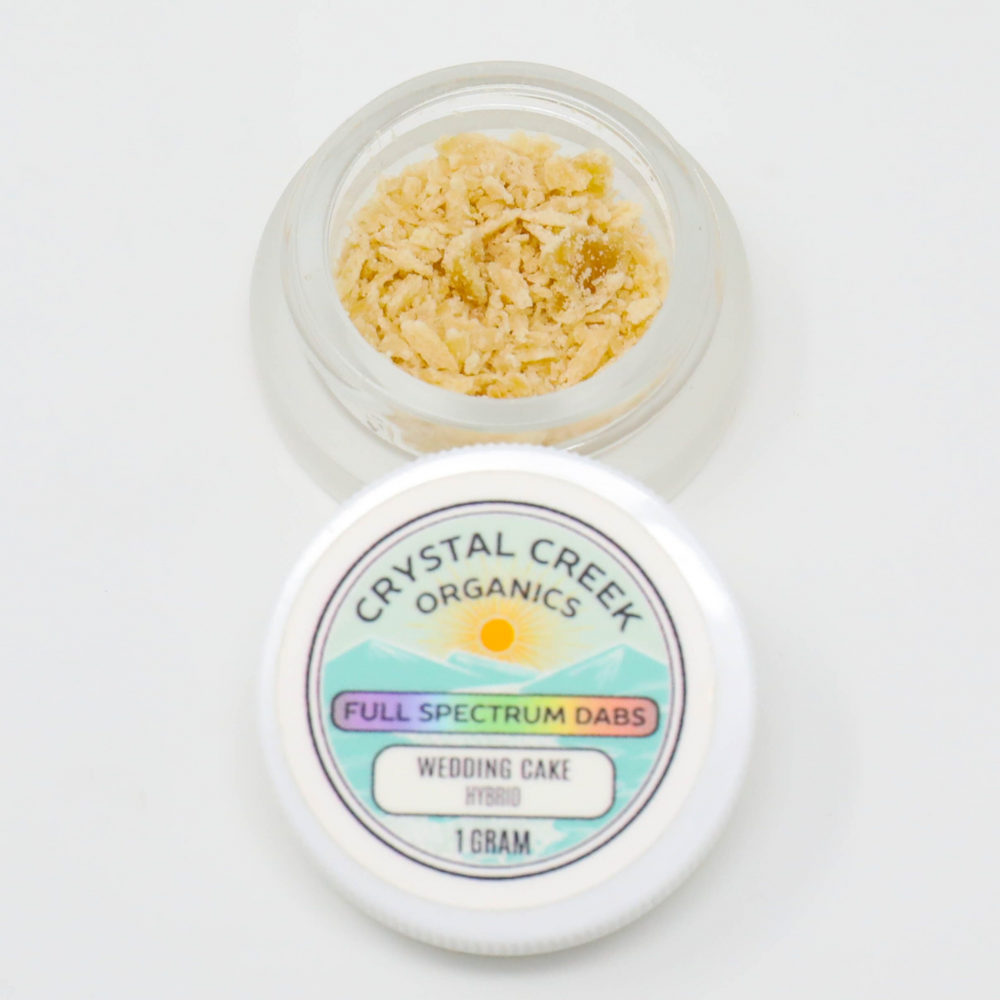 Image of Crystal Creek Full Spectrum Dabs