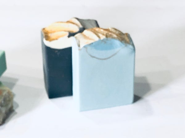 Image of Blue Sapphire Handmade Cold Process Soap