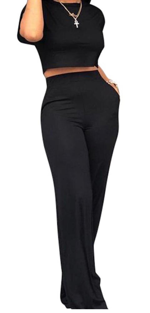 Image of 2-piece jumpsuit