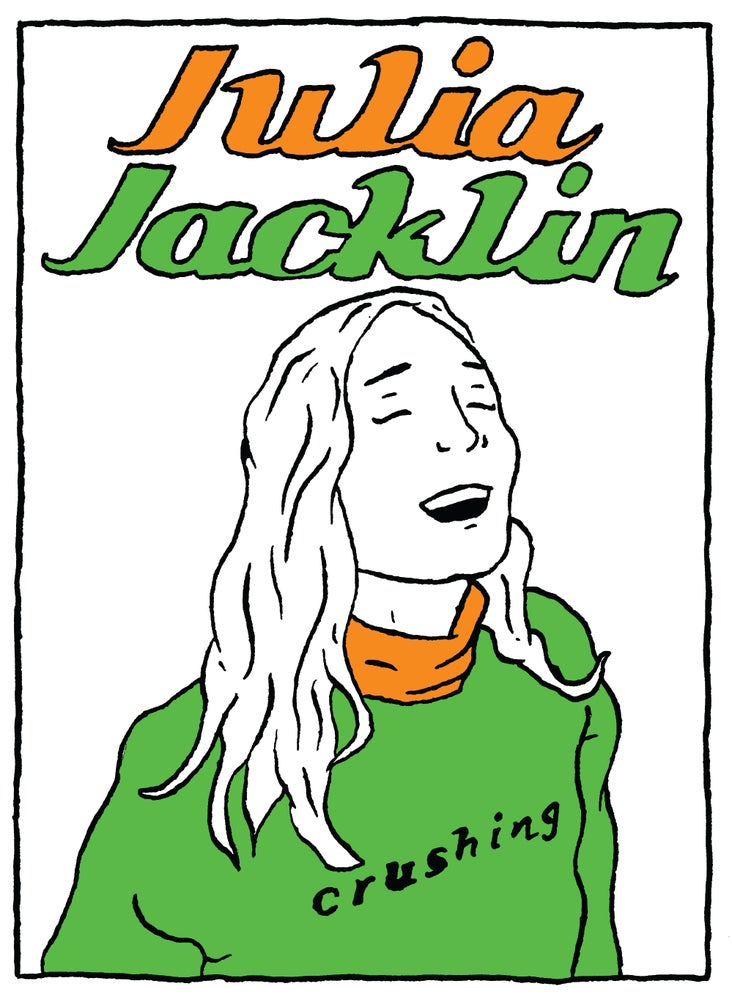 Image of Julia Jacklin Mini-Comic