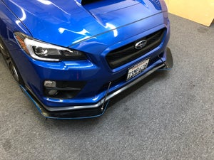 Image of 2015+ Subaru WRX / STi 2 piece splitter