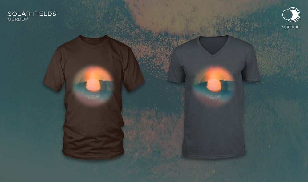 Image of Solar Fields 'Ourdom' T-shirt