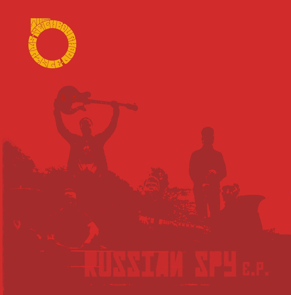 Image of Russian Spy EP