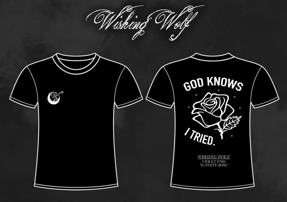Image of II. White Rose Tee