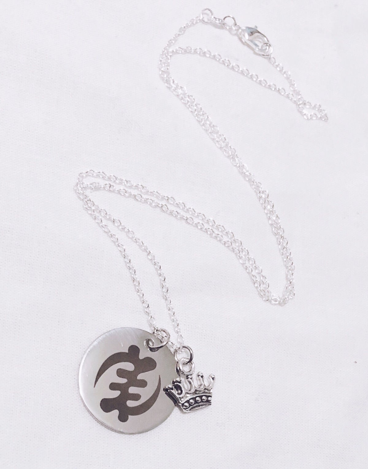 Image of Necklaces - Large Charm