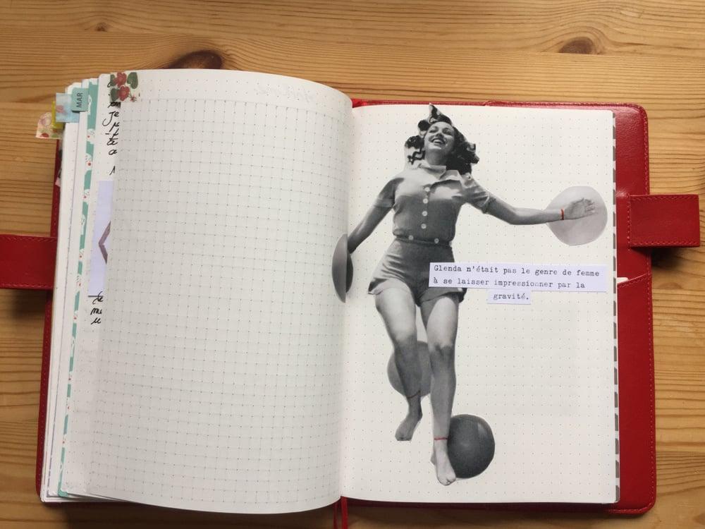 Image of Première séance de carnet-thérapie