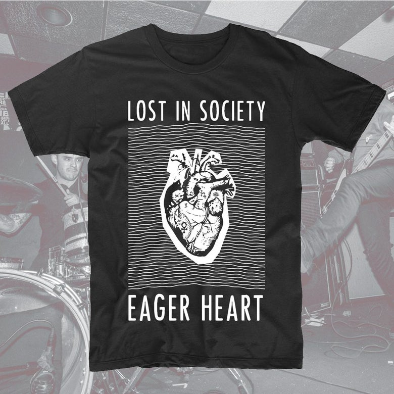 Image of Eager Heart Tee
