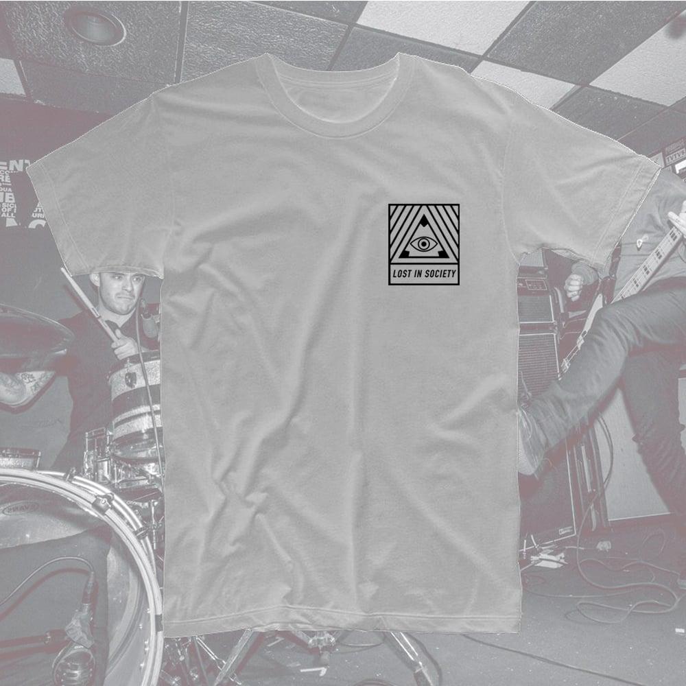 Image of Logo Tee - Grey