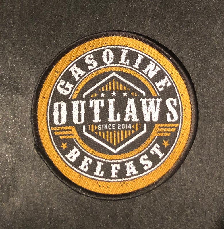 Image of Gasoline Outlaws Patch