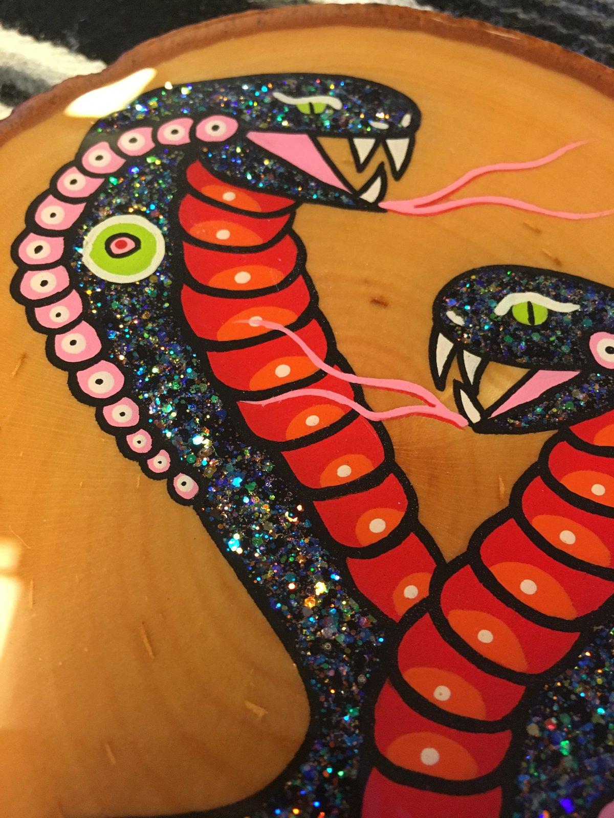 Image of Sparkle cobra x2