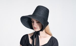 Image of Straw Brim Hat - 008
