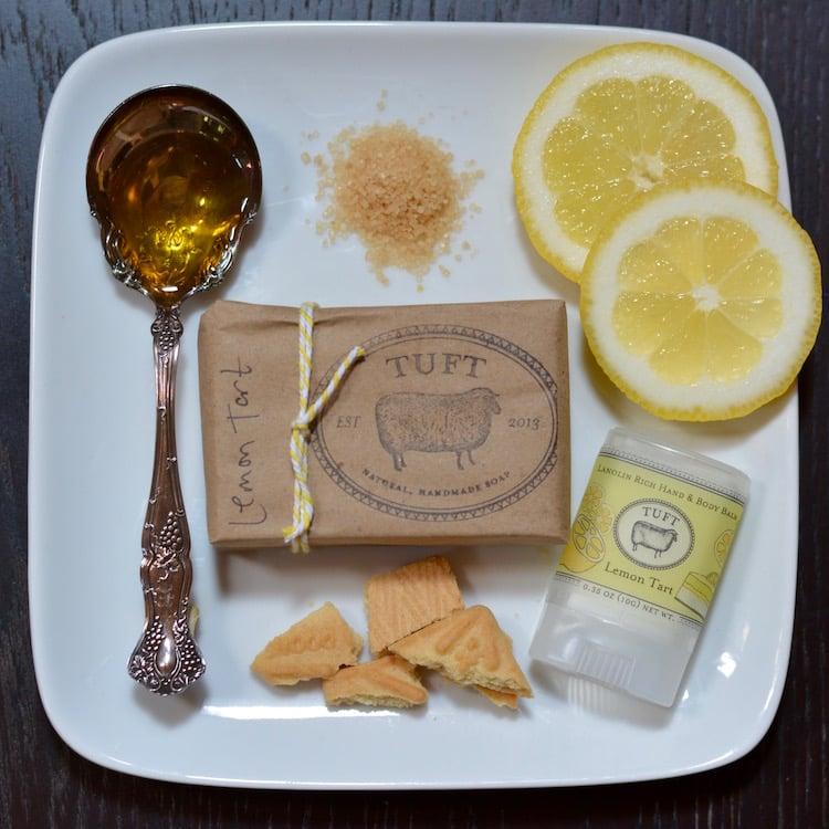 Image of NEW!  Lemon Tart