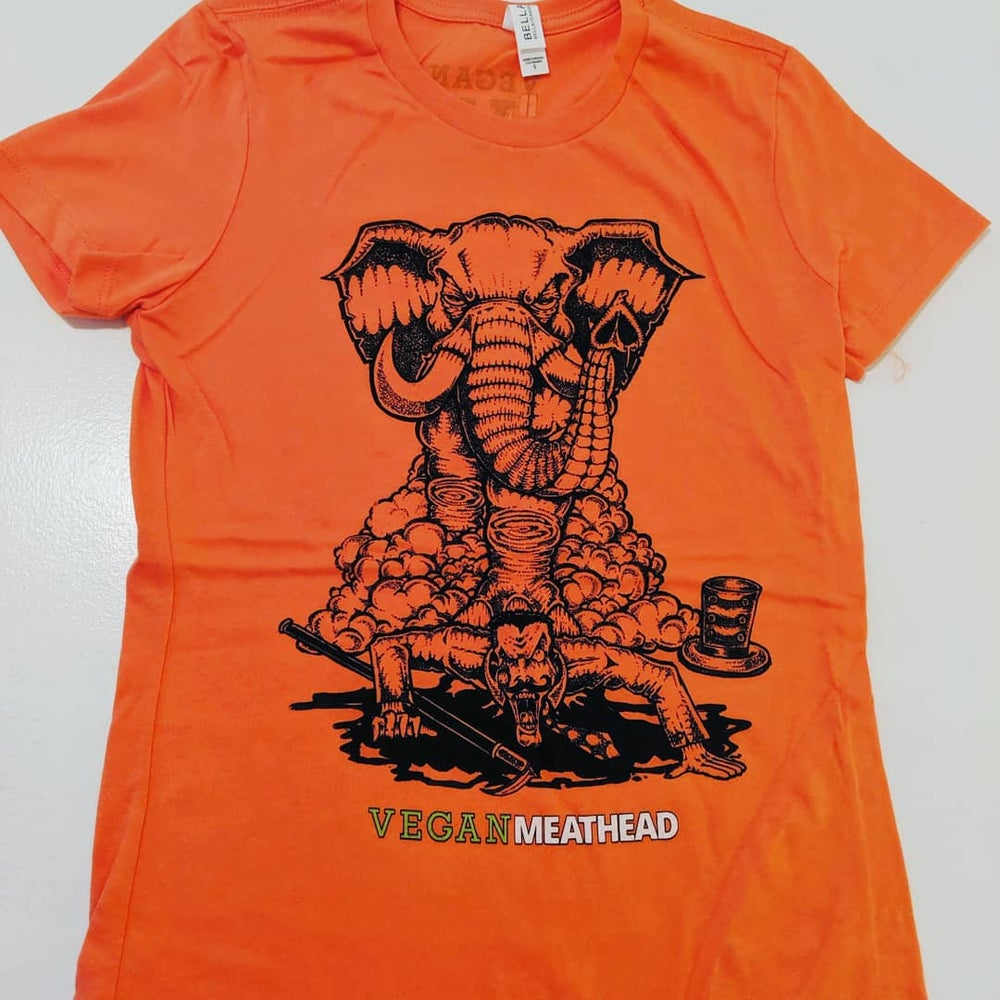Image of THE MATRIARCH Ladies' Tank Top/Fitted T-shirt