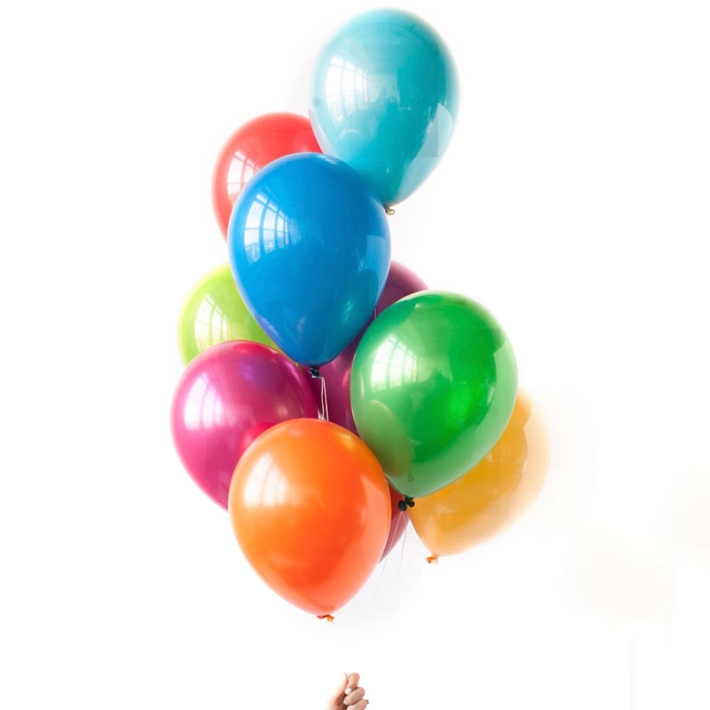 Image of Prism Balloon Bouquet