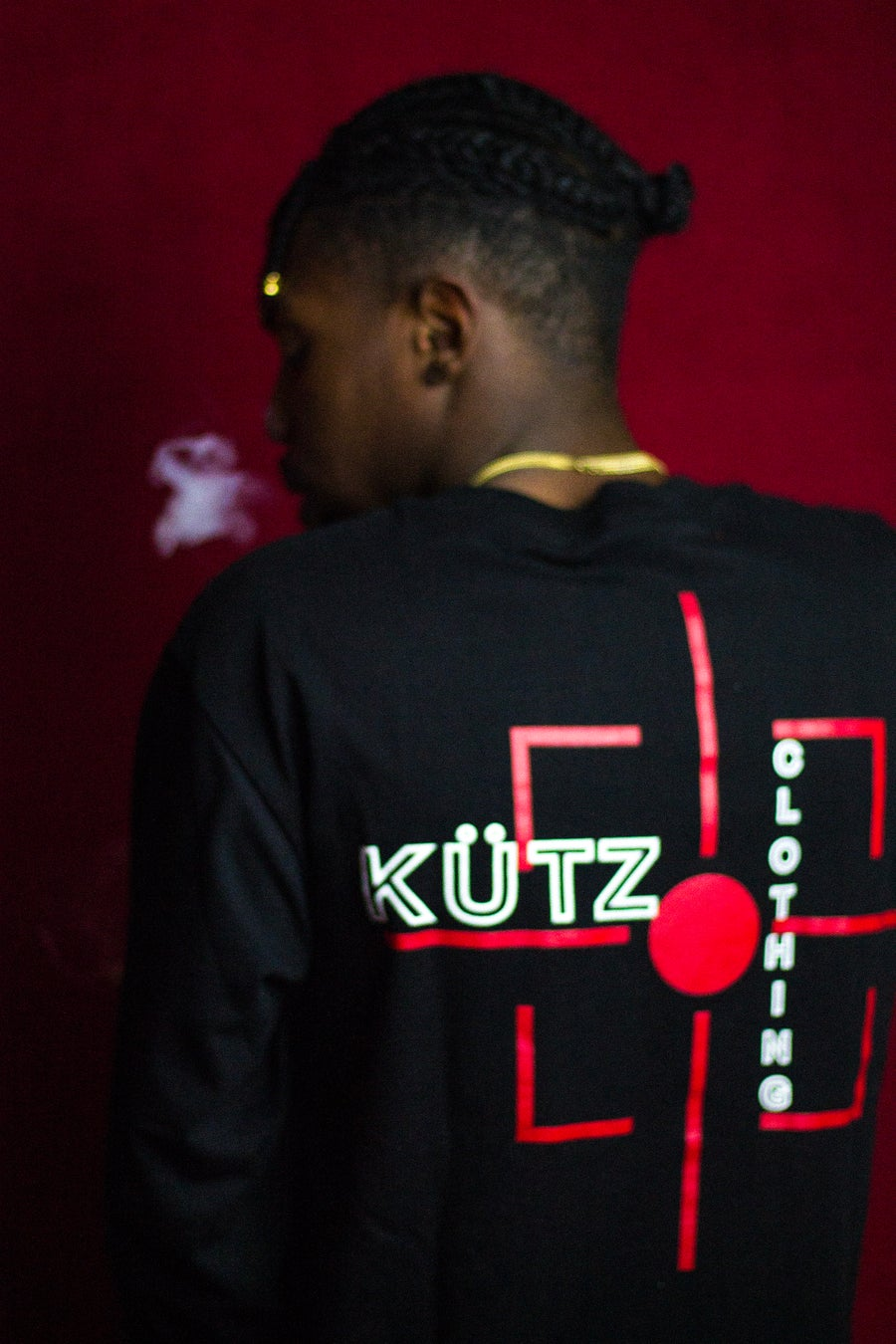 Image of Black KüTz Aim High Long Sleeves