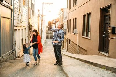 Image of Fri. October 18, 2019 | Family Full Session | SAN FRANCISCO | RETAINER