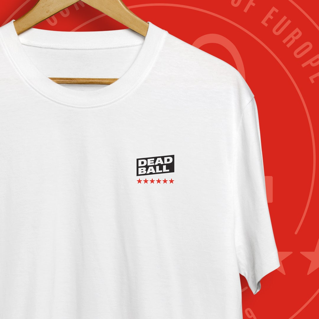 Image of Madrid 19 Winners Tee (white #1)