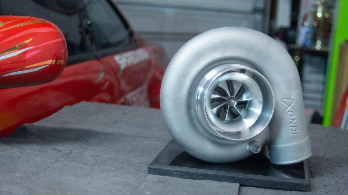 Image of Xona Rotor Turbocharger XR7164