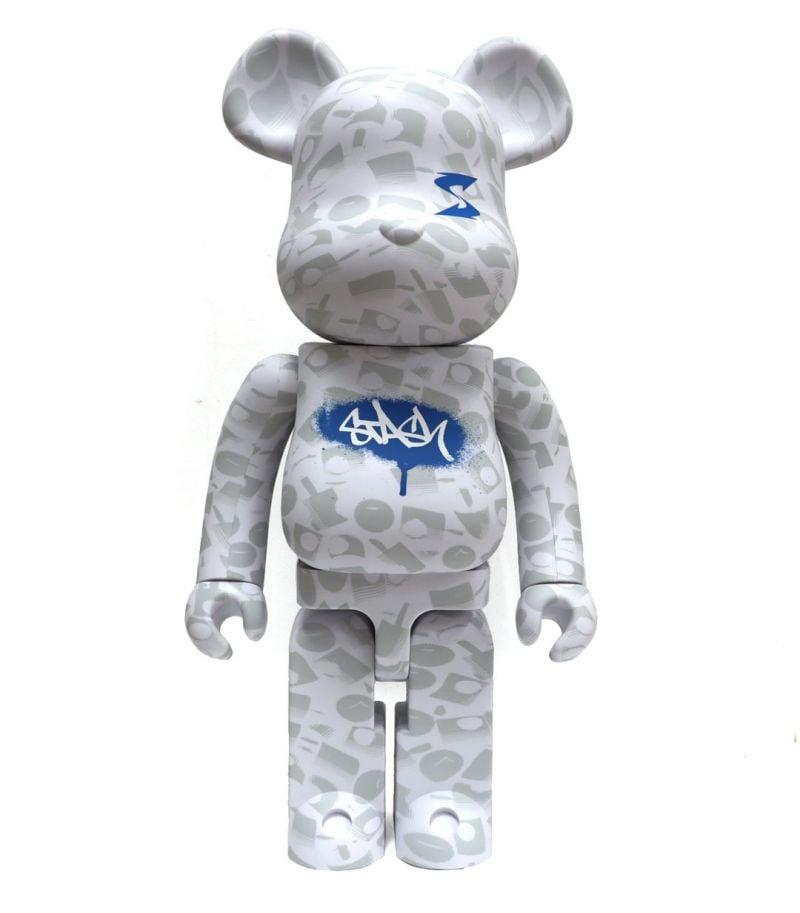 0c2b9a2a Stash Bearbrick 1000% Be@rbrick Medicom Toy   Xclusive AF