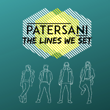"Image of Limited 11-track Album release ""The Lines We Set"" pre-order"