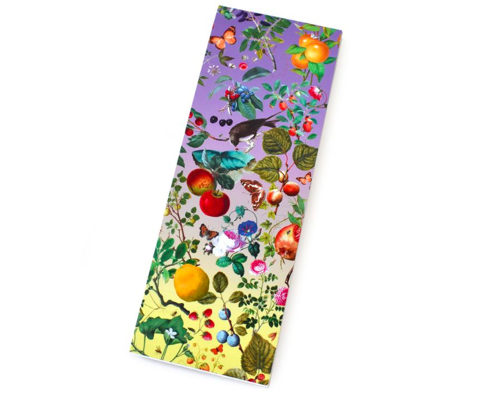 Image of Magnetic Notepad -- Fruits from the Garden and Field