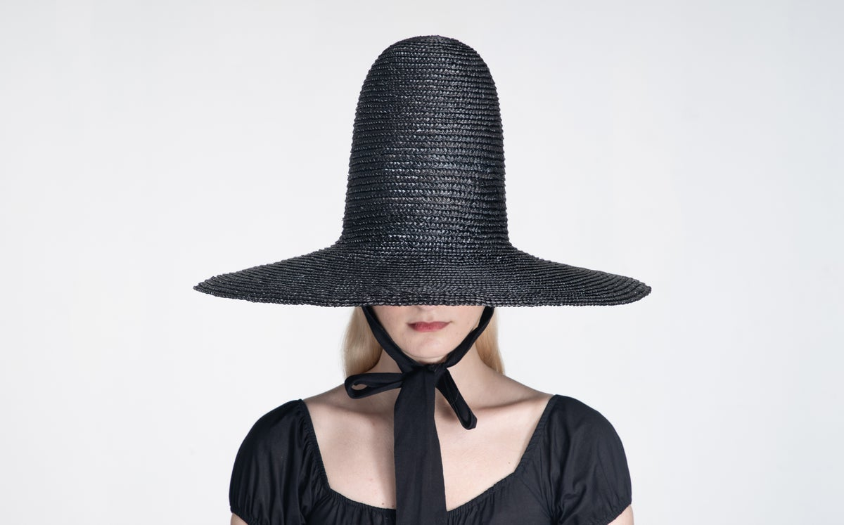 Image of Straw Brim Hat - 010
