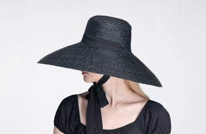 Image of Straw Brim Hat - 011