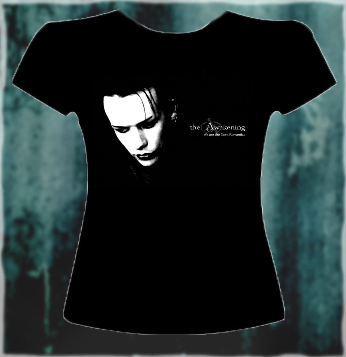Image of Dark Romantics T-Shirt (ladies)