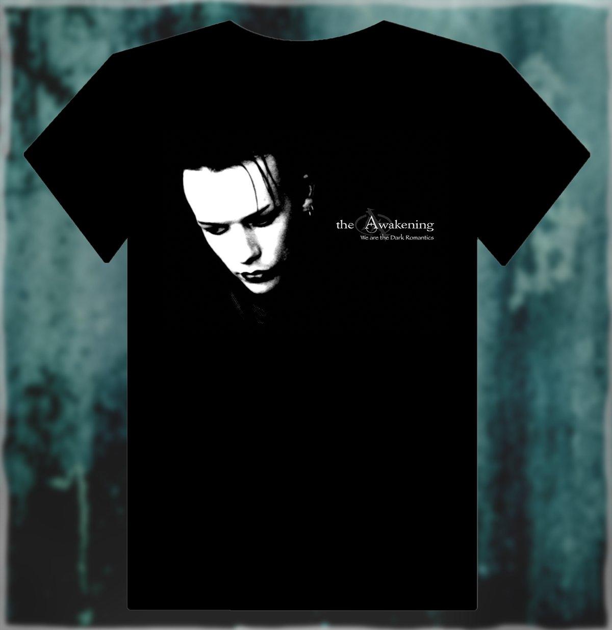 Image of Dark Romantics T-shirt (mens)