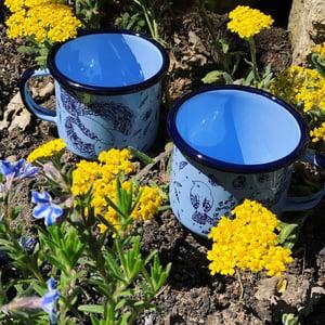 Image of Mug *Coffee and Birds*