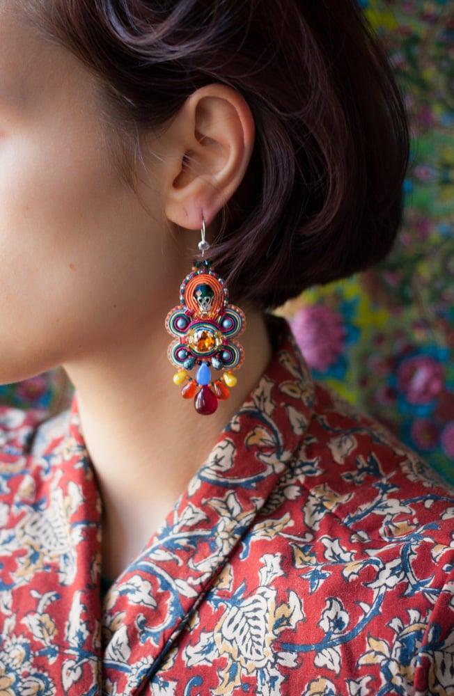 Image of Glory Earrings - Own way home