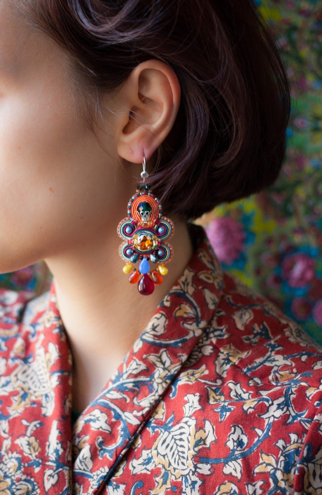 Image of Glory Earrings - Own way home