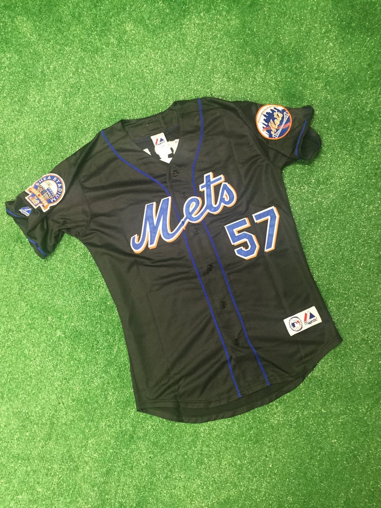 Image of 2008 Johan Santana New York Mets Jersey (Size XL)