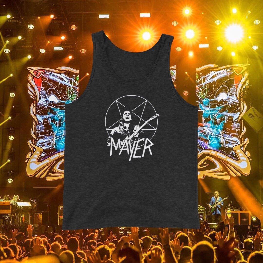 Slayer Mayer - Unisex Jersey Tank!