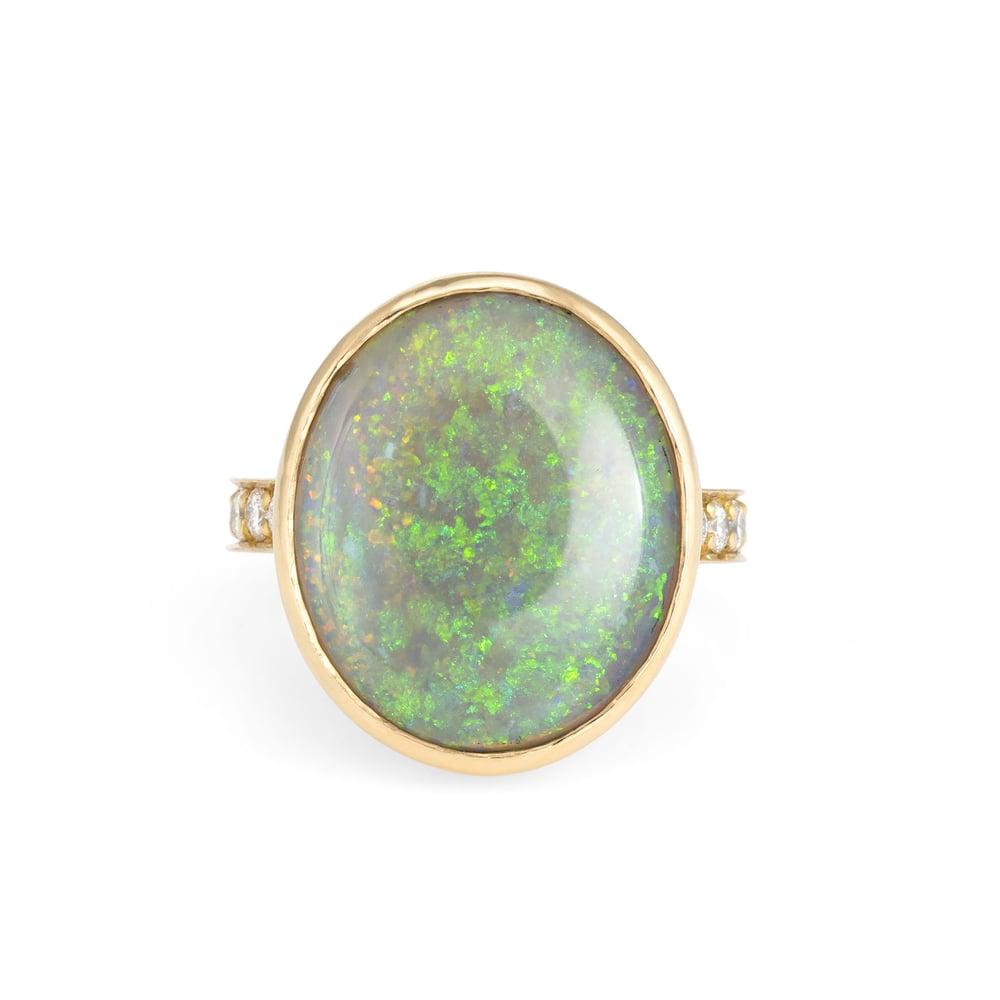 Image of Opal Aelia Ring