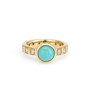 Image of Turquoise Hope Solitaire
