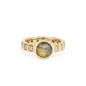 Image of Labradorite Hope Solitaire