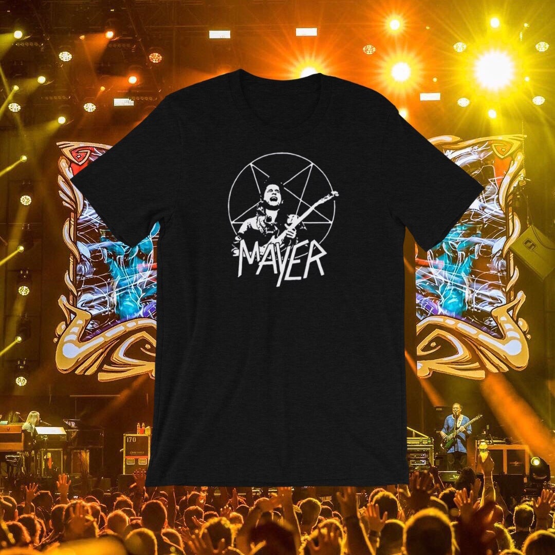 Slayer Mayer - Unisex Short Sleeve Jersey T-Shirt!