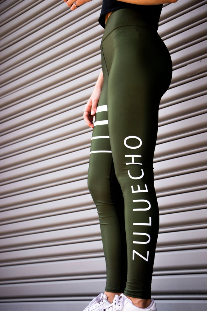 Image of Z|E Women's Yoga Leggings