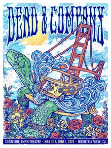 Image of Dead & Company Shoreline 2019