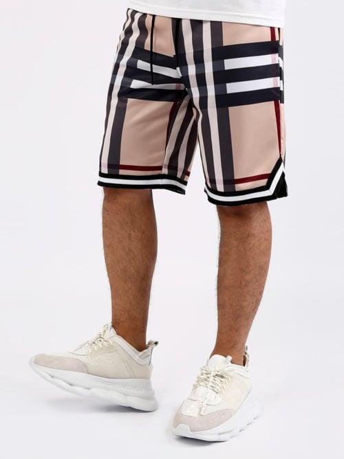 Image of 2 Flavors B-Ball Shorts